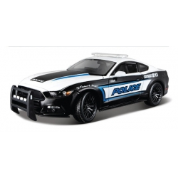 Ford Mustang GT Police USA 2015