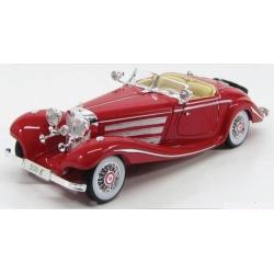 Mercedes 500K Spezialroadster 1936