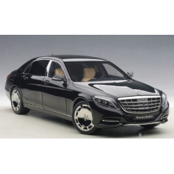 Mercedes Maybach S Klasse S600 2015