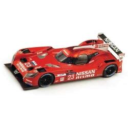 Nissan GT-R LM Nismo Le Mans 2015