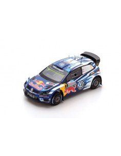 Volkswagen Polo WRC World Champion Australia Rally 2016