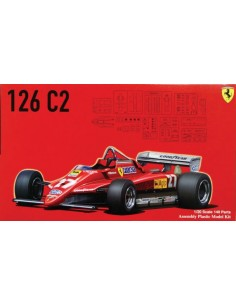 Ferrari F1 126 C2