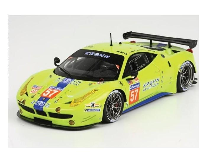 Ferrari 458 Italia LM GTE AM Le Mans 2014
