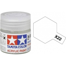 X-22 Clear (Gloss Varnish) - 10ml Acrylic Paint