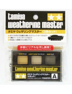 Tamiya Panel Line Accent Color - Dark Brown