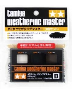 Tamiya - 87080 - Weathering Master Set B  - Hobby Sector