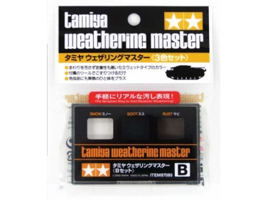 Weathering Master Set B
