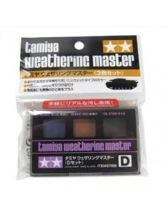 Tamiya - 87088 - Weathering Master Set D  - Hobby Sector