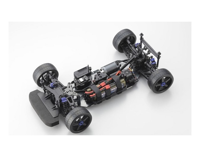 Kyosho Audi R8 LMS - Inferno GT2 Nitro Race Spec RTR