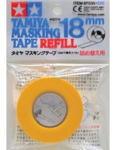 Tamiya - 87035 - Masking Tape 18mm Width  - Hobby Sector