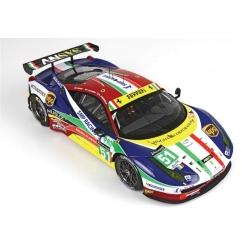 Ferrari 458 GT2 24h Le Mans 2015