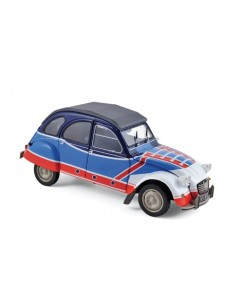 Citroen 2 CV 6 Basket 1976