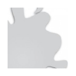 MrHobby (Gunze) - H8 - H8 Silver Metallic Gloss - 10 ml Acrylic Paint  - Hobby Sector
