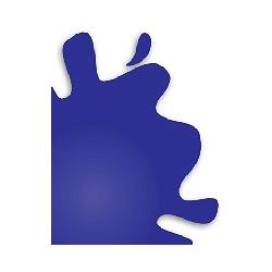 MrHobby (Gunze) - H35 - H35 Cobalt Blue Gloss - 10 ml Acrylic Paint  - Hobby Sector