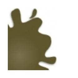 MrHobby (Gunze) - H52 - H52 Olive Drab (1) Semi Gloss - 10 ml Acrylic Paint  - Hobby Sector