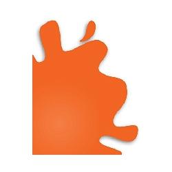 MrHobby (Gunze) - H92 - H92 Clear Orange Gloss - 10 ml Tinta Acrílica  - Hobby Sector