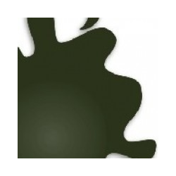 H401 Dark Gray Flat - 10 ml Acrylic Paint