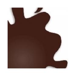 H406 Chocolate Brown Flat - 10 ml Acrylic Paint