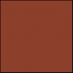 H460 Red Brown 1 Flat - 10 ml Acrylic Paint