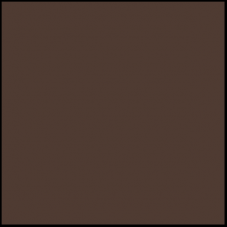 H462 Black Brown Flat - 10 ml Acrylic Paint