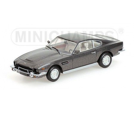 ASTON MARTIN V8 COUPE - 1987 - GREY METALLIC