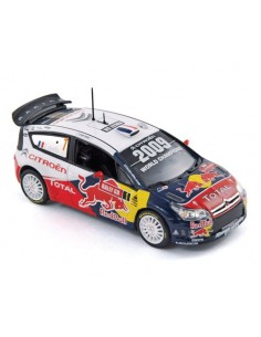 Citroen C4 WRC Rallye de Grande Bretagne 2009