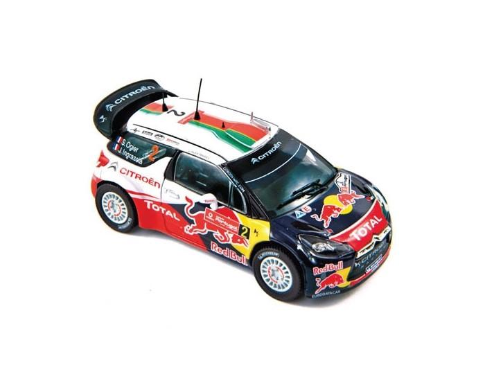 Citroen DS3 WRC Rallye Portugal 2011