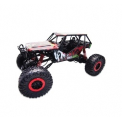 "Crazy Crawler ""Red"" 4WD RTR 1:10 Rock Crawler"
