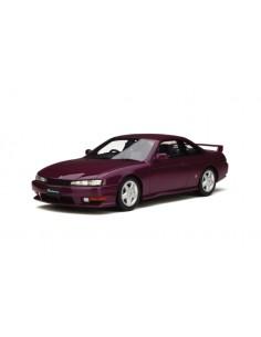 Nissan Silvia S14A Damson Fushia