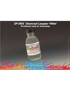 Clearcoat Laquer - 100 ml (Pre-thinned for Airbrushes)