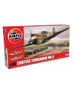 Airfix - A05133 - Curtiss Tomahawk MK.II  - Hobby Sector