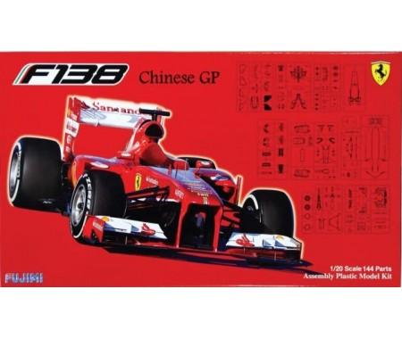 Ferrarri F138 2013 Chinese GP