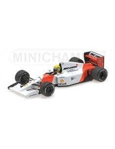 McLaren Honda MP4/7 Ayrton Senna 1992