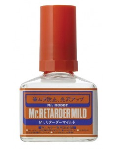 Mr. Retarder Mild - Bottle 40ml