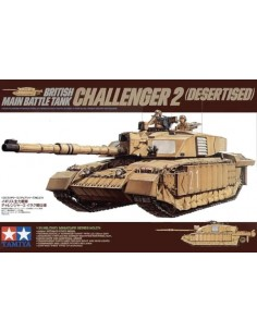 British Main Battle Tank Challenger 2