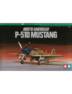 Tamiya - 60749 - North American P-51D Mustang  - Hobby Sector