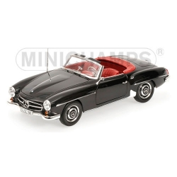 MERCEDES-BENZ 190 SL (W121)-1955-BLACK