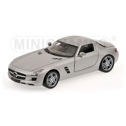 MERCEDES-BENZ SLS AMG-2010-GREY