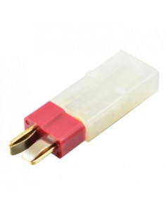 Cabo Conector Deans Male to Tamiya Female Adaptor Plug
