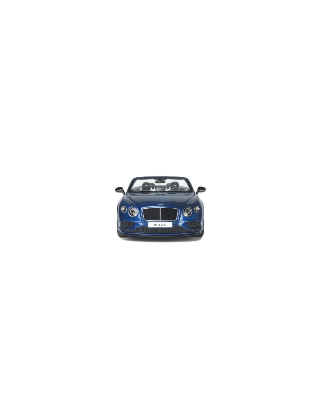 2019 Bentley Continental Gt Msrp: GT Spirit GT076 1/18 BENTLEY CONTINENTAL GT V8 S CABRIOLET