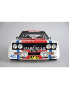 Fiat 131 Abarth Winner San Remo 1977