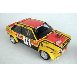 Fiat 131 Abarth Monte Carlo 1980