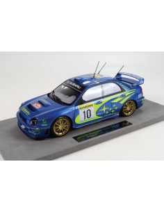 Subaru Impreza Winner Rallye Monte Carlo 2002
