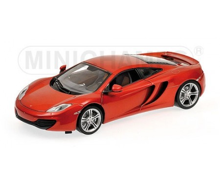 MCLAREN MP4-12C-2011-ORANGE METALLIC