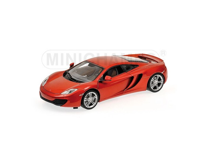 MCLAREN MP4 - 12C - 2011 - ORANGE METALLIC