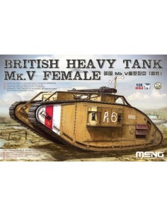 British Heavy Tank Mk.V Female