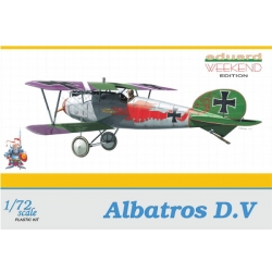 Albatros D. V - Weekend Edition