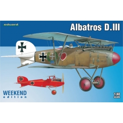 Albatros D. III - Weekend Edition