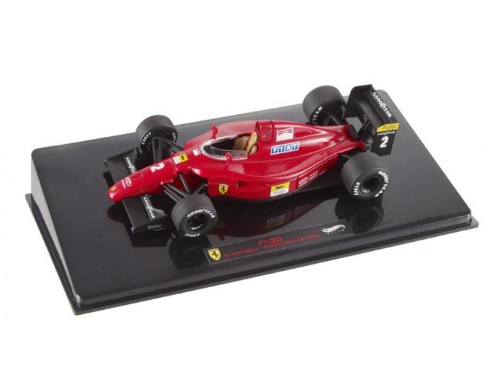 Ferrari F1 641 Nr. 2 Portugal GP 1990 Nigel Mansell