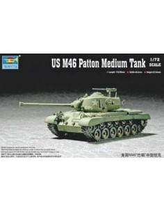 US M46 Patton Medium Tank